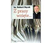 Szczegóły książki Z PRASY WZIĘTE...