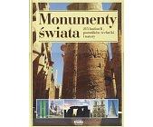 Szczegóły książki MONUMENTY ŚWIATA