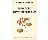 Szczegóły książki PRAWNICZE PRAWA MURPHY'EGO