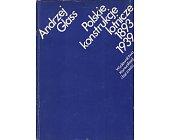 Szczegóły książki POLSKIE KONSTRUKCJE LOTNICZE 1893 - 1939