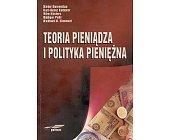 Szczegóły książki TEORIA PIENIĄDZA I POLITYKA PIENIĘŻNA