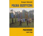 Szczegóły książki POLSKA EGZOTYCZNA - TOM 1 I TOM 2