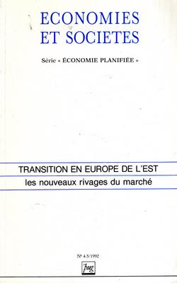 TRANSITION EN EUROPE DE L'EST....