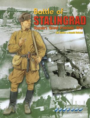 BATTLE OF STALINGRAD: RUSSIA'S GREAT PATRICK WAR