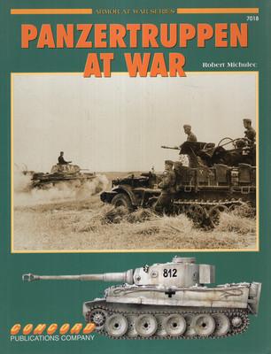 PANZERTRUPPEN AT WAR (ARMOR AT WAR SERIES 7018)