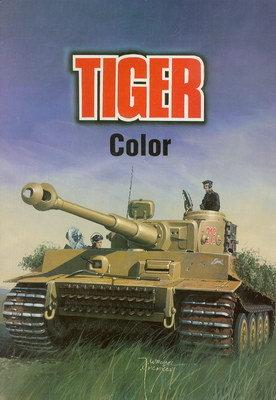 TIGER COLOR - CZĘŚĆ 1