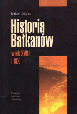 HISTORIA BAŁKANÓW WIEK XVIII I XIX