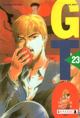 GTO - GREAT TEACHER ONIZUKA - TOM 23