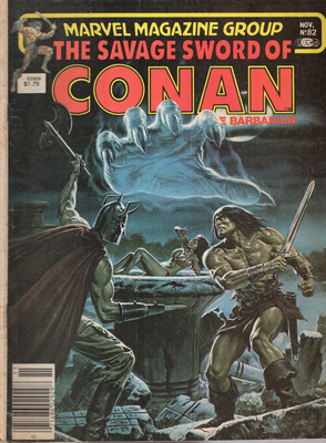 CONAN THE BARBARIAN (82)