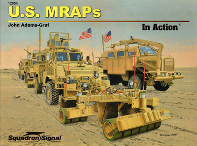 U.S. MRAPS (IN ACTION)
