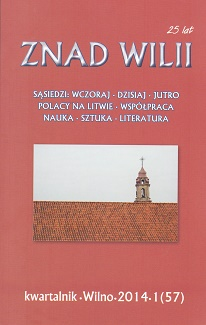 ZNAD WILII, NR57, 2014.1