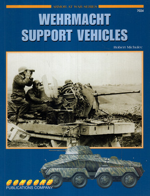 WEHRMACHT SUPPORT VEHICLES (ARMOR AT WAR SERIES 7024)