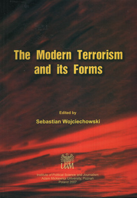 THE MODERN TERRORISM AND ITS FORMS