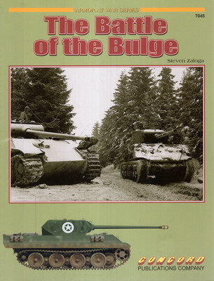 THE BATTLE OF THE BULGE (ARMOR AT WAR SERIES 7045)
