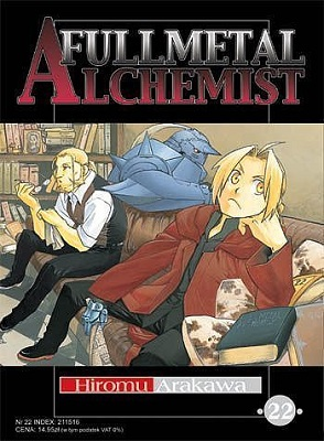 FULLMETAL ALCHEMIST - TOM 22