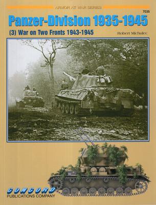 PANZER-DIVISION 1935-1945 (ARMOR AT WAR SERIES 7035)
