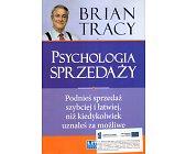 Szczegóły książki PSYCHOLOGIA SPRZEDAŻY