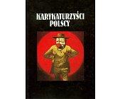 Szczegóły książki KARYKATURZYŚCI POLSCY