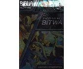 Szczegóły książki BIBLIA KOMIKS. ZACZYNA SIĘ BITWA. HISTORIA STWORZENIA