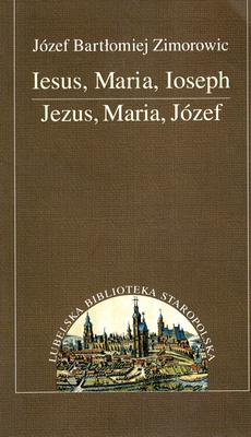 JEZUS, MARIA, JÓZEF