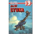 Szczegóły książki JU87 STUKA - MONOGRAFIE LOTNICZE 19
