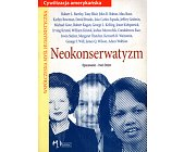 Szczegóły książki NEOKONSERWATYZM