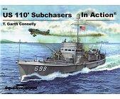 Szczegóły książki US 110' SUBCHASERS IN ACTION