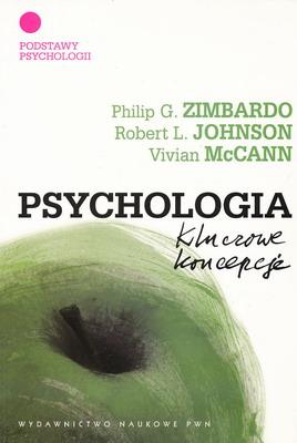 PSYCHOLOGIA KLUCZOWE KONCEPCJE - 5 TOMÓW (KOMPLET)