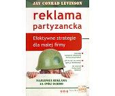 Szczegóły książki REKLAMA PARTYZANCKA