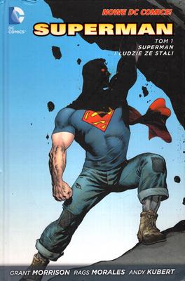SUPERMAN - TOM 1 - SUPERMAN I LUDZIE ZE STALI