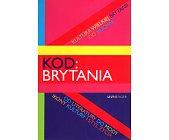 Szczegóły książki KOD: BRYTANIA
