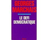 Szczegóły książki LE DEFI DEMOCRATIQUE