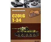 Szczegóły książki CZOŁG T - 34