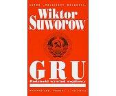 Szczegóły książki GRU