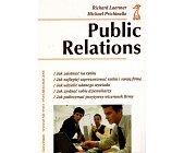 Szczegóły książki PUBLIC RELATIONS
