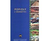 Szczegóły książki POPIOŁY Z ENERGETYKI