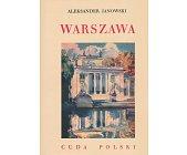Szczegóły książki CUDA POLSKI - WARSZAWA
