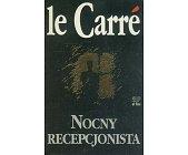 Szczegóły książki NOCNY RECEPCJONISTA