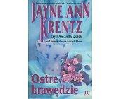 Szczegóły książki OSTRE KRAWĘDZIE