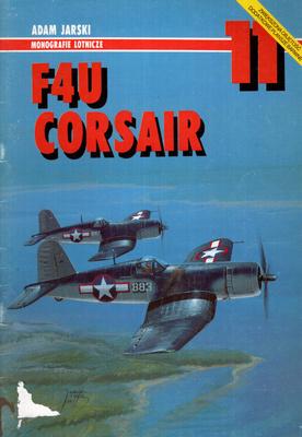 F4U CORSAIR - MONOGRAFIE LOTNICZE NR 11