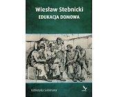 Szczegóły książki EDUKACJA DOMOWA