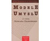 Szczegóły książki MODELE UMYSŁU