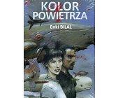 Szczegóły książki KOLOR POWIETRZA