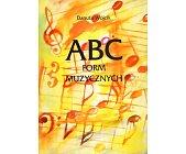 Szczegóły książki ABC FORM MUZYCZNYCH