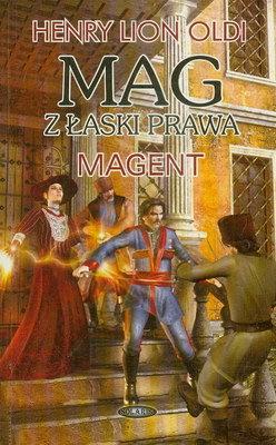 MAG Z ŁASKI PRAWA TOM 2 - MAGENT