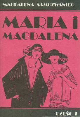 MARIA I MAGDALENA - 2 TOMY