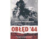 Szczegóły książki OBŁĘD '44