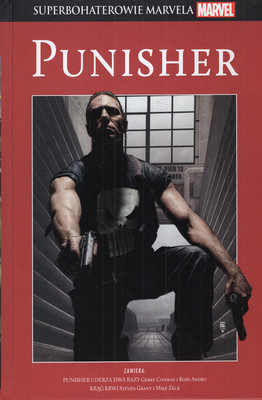 SUPERBOHATEROWIE MARVELA - 19 - PUNISHER