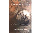Szczegóły książki APPROACHES TO PEACE