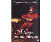 Szczegóły książki MATEJKO - MALEŃKI OLBRZYM